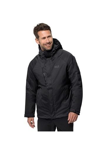 Jack Wolfskin Olfskin Troposphere Jacket M Erkek Ceket Siyah
